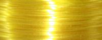 Filamento PETG Giallo Trasparente 1.75mm da 700gr