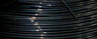 Filamento TPU Flessibile Nero 1.75mm da 700gr