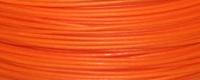 Filamento ABS Arancione 1.75mm da 700gr