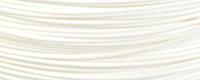 Filamento ABS Bianco Avorio 1.75mm da 700gr