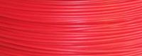 Filamento ABS Rosso 1.75mm da 700gr