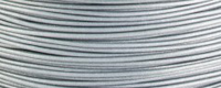 Filamento PETG Grigio Metallico 1.75mm da 700gr