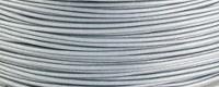 Filamento PLA Grigio Metallico 1.75mm da 700gr